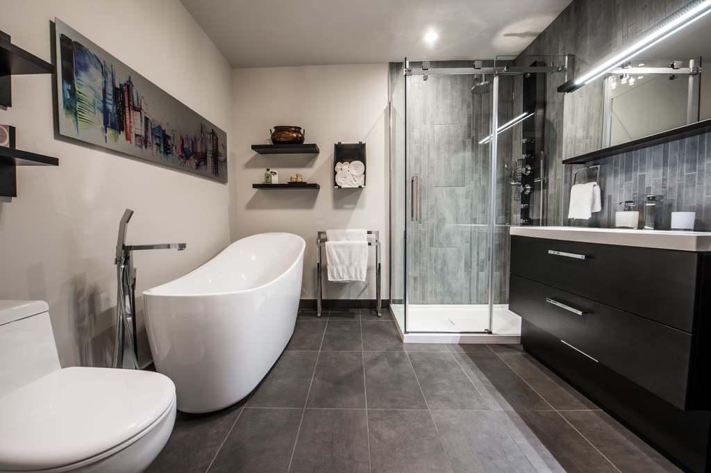 Pose et vente de salle de bains en guadeloupe - Mitigeur thermostatique salle de bain ...